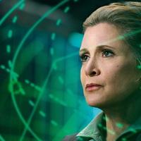 Carrie Fisher szerepelni fog a Star Wars IX-ben?