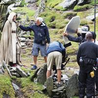 Rian Johnson: Luke Skywalker nem gyáva