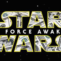 Amerikában már minden idők legtöbb bevételét termelő filmje Az ébredő Erő