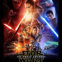 Íme Az ébredő Erő hivatalos moziplakátja