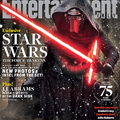 Kylo Renaz Entertainment Weekly címlapján
