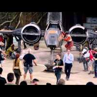 Új Star Wars 7 werk videó!