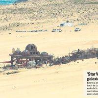 Képek a Han Solo-film kanári-szigeteki forgatásáról