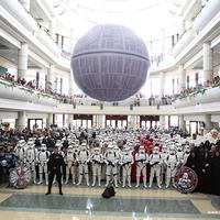 Közeleg az év Star Wars-találkozója