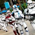 Disneylandben is ébred az Erő