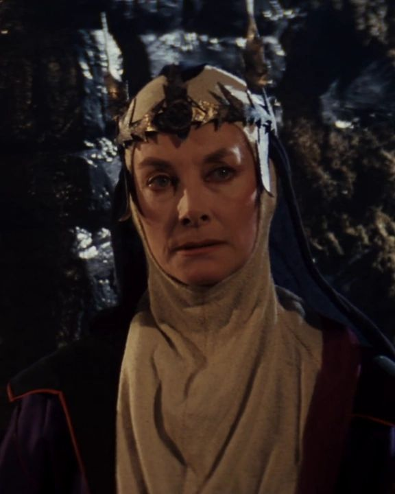 Az örödgi királynő, Bavmorda