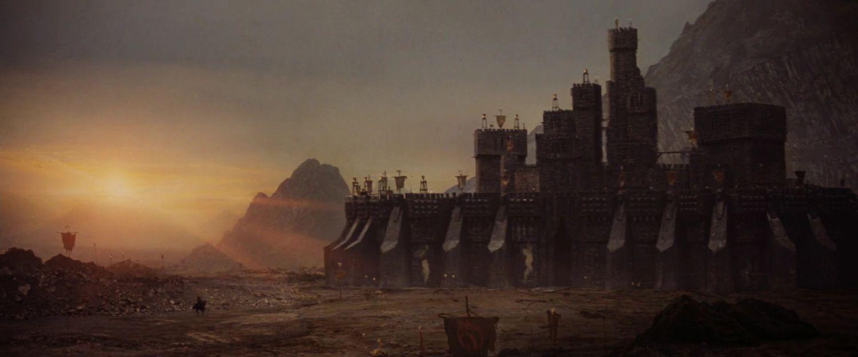 Az 1988-as film látványvilágát lenyűgöző, kézzel festett hátterek gazdagították.