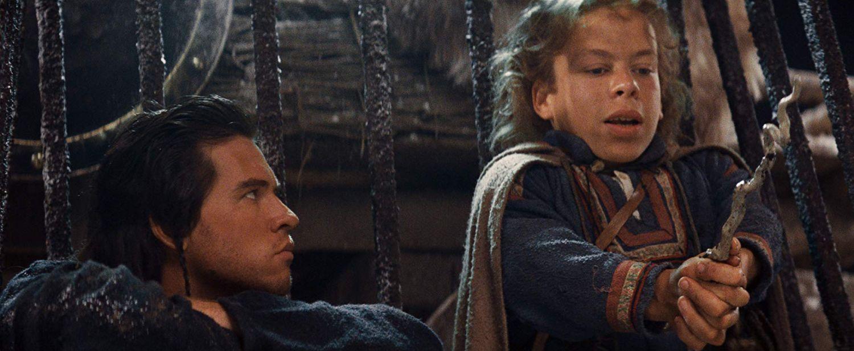 Madmartigan (Val Kilmer) és Willow (Warwick Davis)