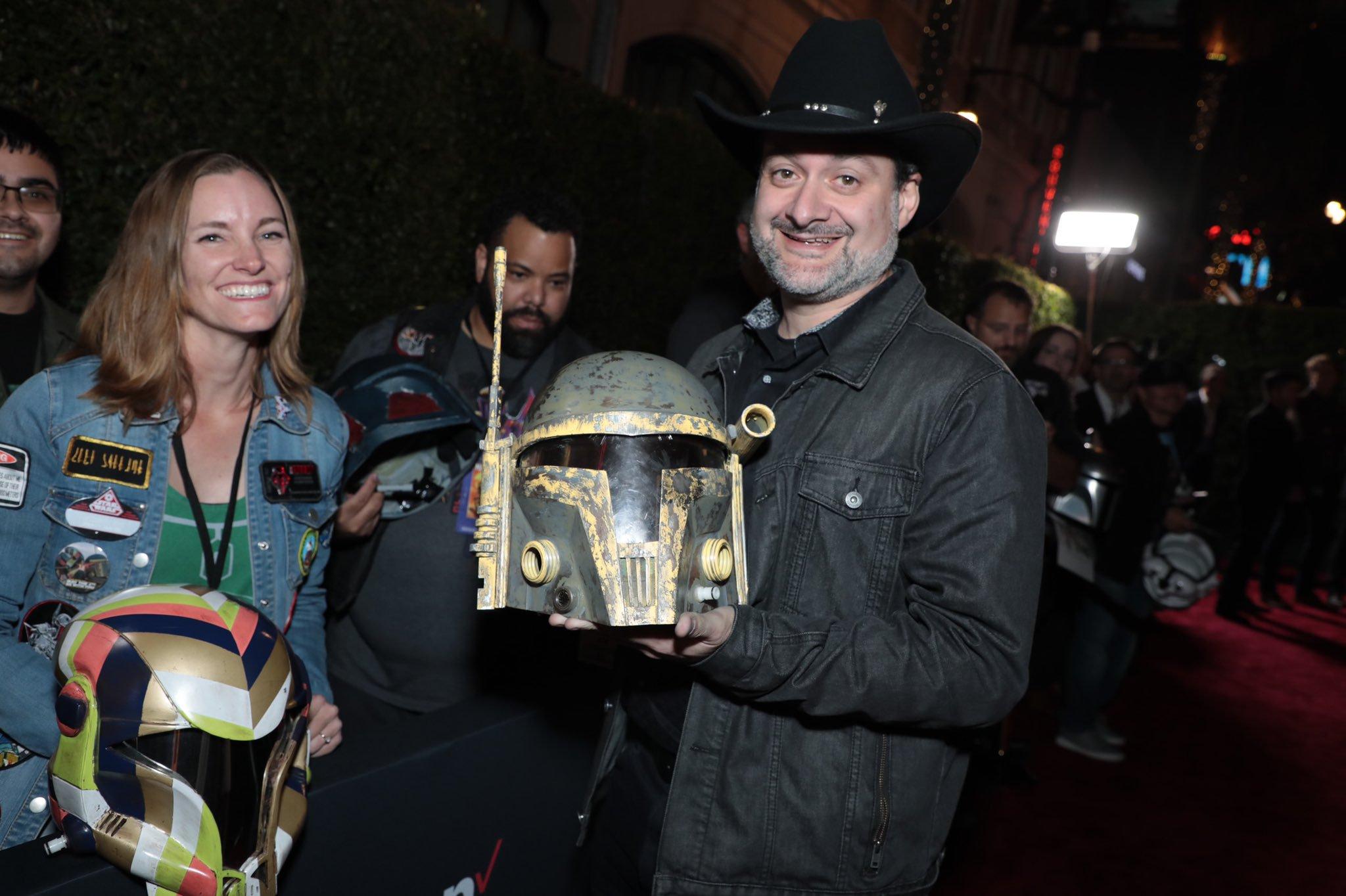 Dave Filoni rendező-producer régóta a rajongók kedvence.