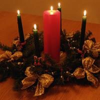 Adventi készülődés: Adventi koszorú és naptár készítés ovisokkal