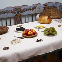 A karácsonyi asztal – magyar népszokások, hiedelmek