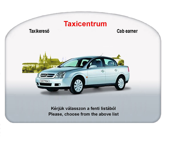 Trkpes taxikereső / Map cab earner