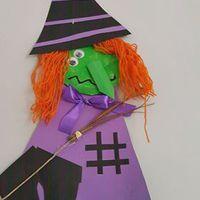 Az egyiptomi Óvodában Halloween ünnepére készülődnek