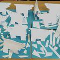 Társasjáték térben - Jegesmedvék az Északi-sarkon