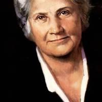 Maria Montessori a pápa támogatásával elérte célját
