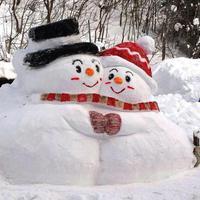Hó, hóember, óvodai játék ( I. )