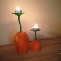 Hangulatos őszi asztali dekorációk