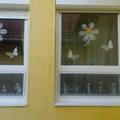 Csodaszép tavaszi ablakdekorációk