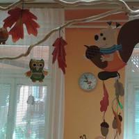 Mesés őszi dekorációk