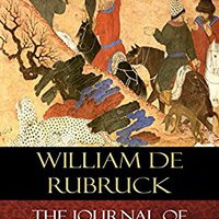 ?TOP? The Journal Of William De Rubruck: Account Of The Mongols. solucion Palacio cuerpo Proud Online