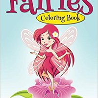 Fairies: Coloring Book Free Download