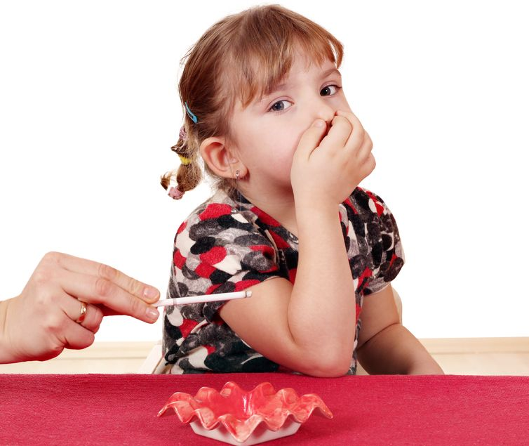 a gyermekek dohányzásának veszélye