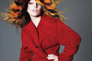 A  dívák is kalapot viselnek - Lady Gaga - Vogue 2012 2. rész