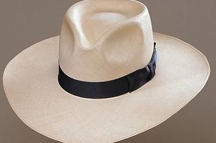 Kalap típusok: a panama kalap