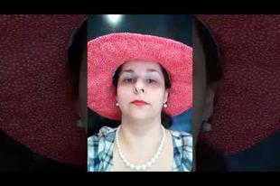 Nagy karima vs plázs kalap