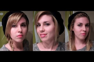 Hogyan viseljünk kalapot - Barett