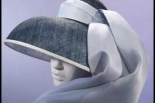 """Tervezők - Stephen Jones - """"néhány"""" kalapja"""