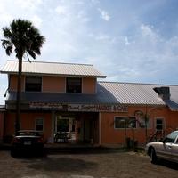 Triad Seafood Market and Cafe, Everglades City, Florida, USA