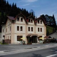 Safran Panzió, Stratená (Szlovákia)