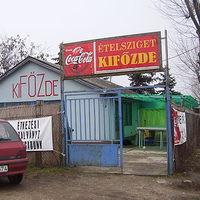 Ételsziget Kifőzde, Budapest