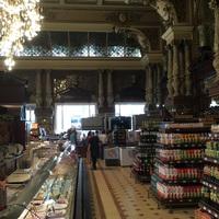 Egy újabb múzeumszerű moszkvai bolt: a Elisszevszkij a Tverszkaján
