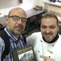 """Interjú Putyin """"ötszörös"""" magyar cukrász chef-jével"""