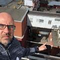 Moszkva felett 15. - A Vörös Október csokoládégyár és teteje