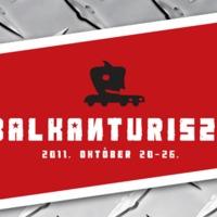 Balkánturiszt rali - főzés a bunker tetején