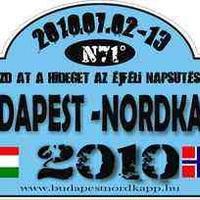 Budapest-Nordkapp rali