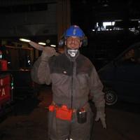 Longyearbyaen alatt 1. - A szénbányában...