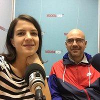 Rádióinterjú a Moszkva24 rádión