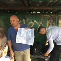 Moszkva alatt 3.- barlangok nyomában - a Szjani kőtörő