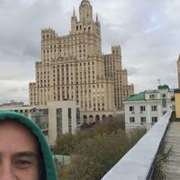 Moszkva felett 7.- látogatás egy kommunista-utópisztikus épületbe, és tetejére