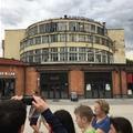 Moszkva felett 16. - Az elhagyott 9. számú moszkvai kenyérgyár és teteje