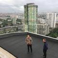 Moszkva felett 18. - rendhagyó chocoMe teambuilding a 33 emeletes penthouse tetején
