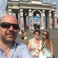 Édesanyám napra pontosan 20 év után újra Moszkvában!