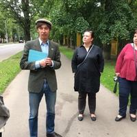 Havszko-Shabolovszkij társbérletes-utópisztikus-avangard ház Moszkvában