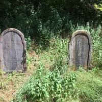 Csajág urbex - az elhagyott zsidótemető