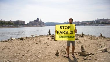 A klímaválság az atomerőműveket sem kíméli