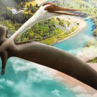 Óriás azték isten az égben – a Quetzalcoatlus